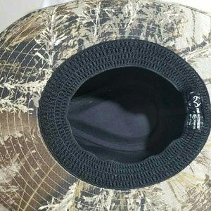 41ffde48f REALTREE EDGE Camo Wide Brim Hat COWBOY S/M Fishin NWT